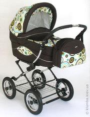 Отличная универсальная детская коляска!