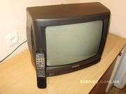 Телевизор Aiwa 37см ( 14) (чистый кореец + документы)
