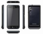Samsung A9000 ANDROID Ёмкостной экран(2Sim+Java+Tv+Wi-Fi+GPS)