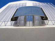 Профиль алюминиевый ПСК,  ПСБ 6 м (крышка+база 16-24 мм)