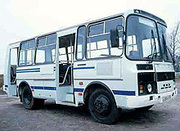 Продается ПАЗ-32051  2002 г.