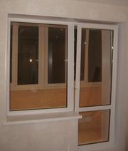 Окна, двери металлопластиковые Козелец, Остер, Десна