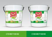 концентрированный стиральный порошок « DEO MAT»