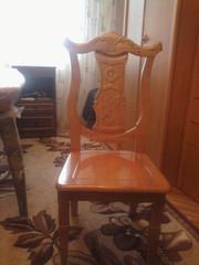 Продам Обеденный Стол(+6 стульев)!!!!!