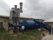 Завод (линия) по производству топливных брикетов (Pini-Kay) в Чернигов