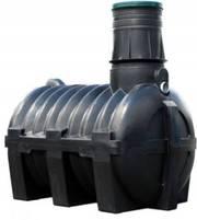 Септик для автономной канализации дома