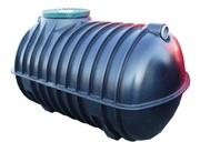 Септик для канализации пластиковый