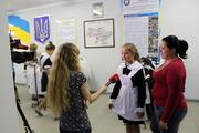 Школьная форма СССР в Чернигове