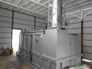 Инсинератор для термической утилизации отходов