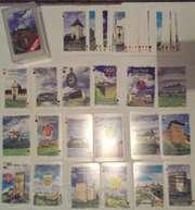 Сувенирные игральные карты (Замки Украины)