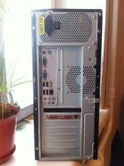 Мощный системный блок на Intel 2x1.8GHz/2GB DDR2/320GB HDD/512MB video