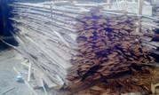 обрезки с пилорамы