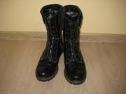Продам новые зимние кожаные ботинки на меху