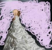 Продам свадебное платье б/у один раз