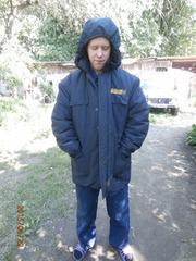Продам зимнюю куртку (спецодежда)