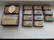 Спички коллекционные, сувенирные, антикварные, редкие и этикетки.