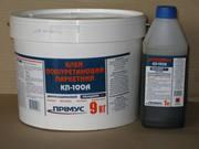Паркетный полиуретановый клей 2х-компонентный ,  КП-100А