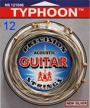Идеальные Струны для 12 - ти струнной Гитары