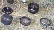 Конвертер К-1 2Х и удлинительные кольца для макросъёмки.