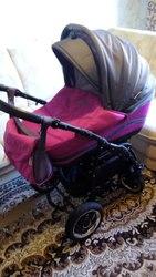 Купить детскую коляску универсальную бу anmar zico 2в1