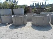 Кольца для колодцев и канализации от производителя
