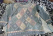 свитера женские махеровые,  шерстяные,  полушерстяные