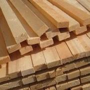 Дерев'яна монтажна рейка сосна