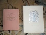 Старинные комплекты конвертов и бумаги для писем аристократов Европы