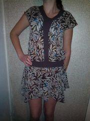 платье летнее полупрозрачное