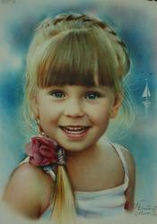Нарисую портрет (по фото на заказ) Чернигов