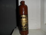 Рижский бальзам чёрный,  оригинал, запечатанный сургучом, СССР.