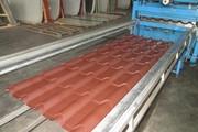 Линии для изготовления металлочерепицы