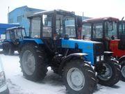 Колесный трактор БЕЛАРУС МТЗ 1021 тягового класса 2, 0,  дизель 105 л.с.