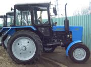 Колесные трактора ТМ БЕЛАРУС МТЗ от 80.1 (82 л.с.) до 1523 (158 лс). т