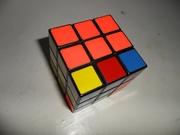 Кубик Рубика 3 х 3 производства Hong Kong в подарочной коробке.
