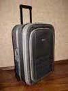 Продам чемодан дорожный с колесами