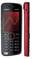 Nokia 5220 Express Music red